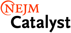 NEJM Catalyst logo.